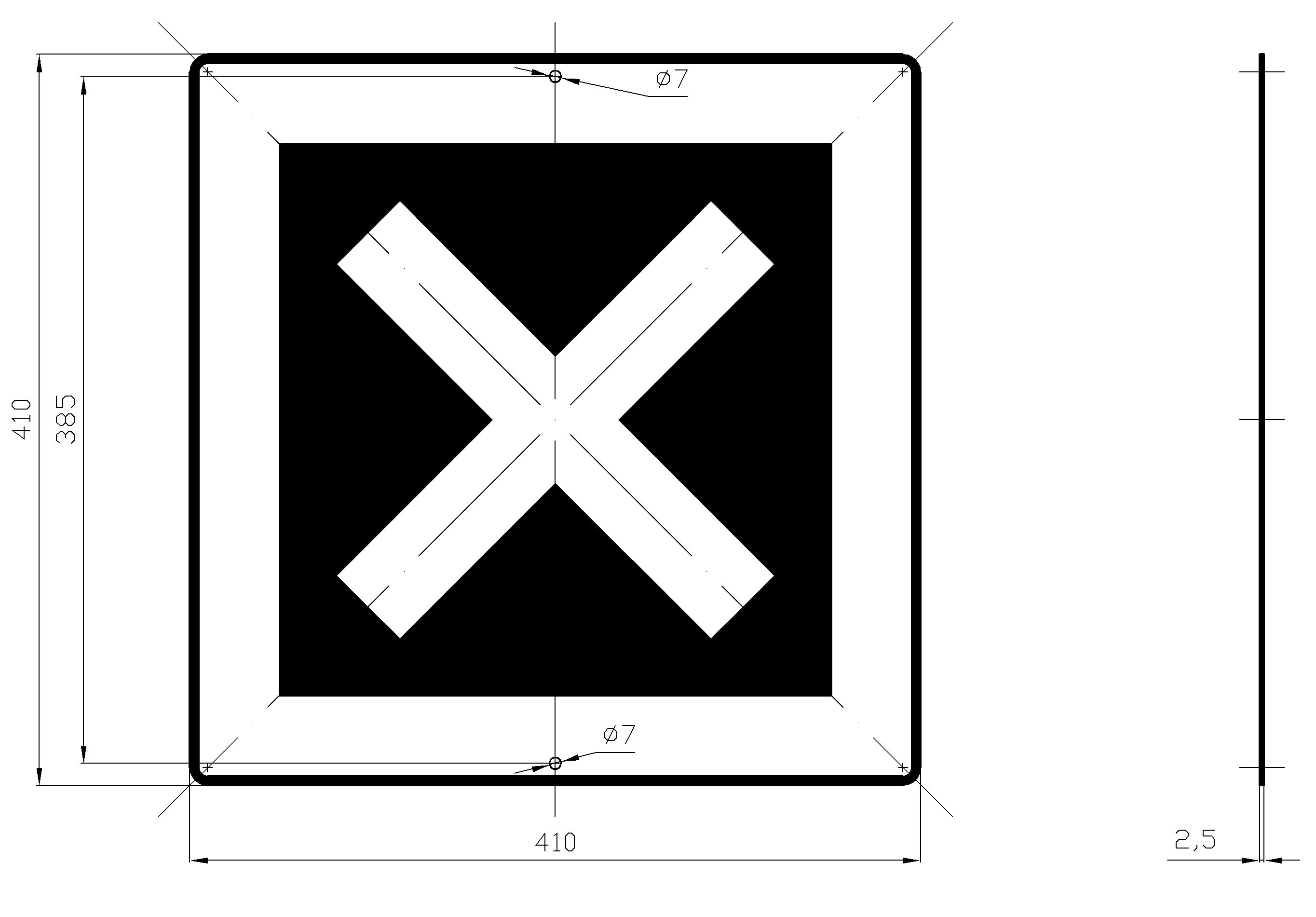 Рисунок 21. Перенос границы блок-участка